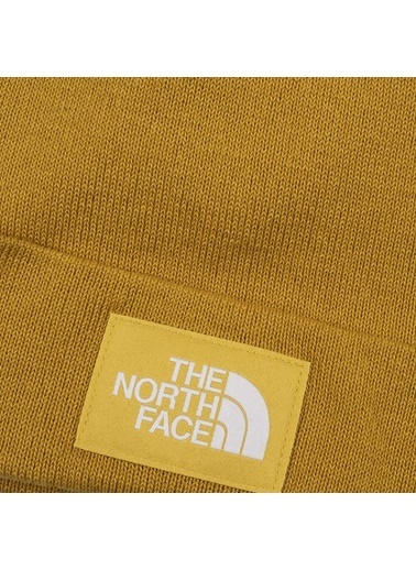 The North Face Dock Worker Recycled Berreto Bere Sarı Renkli